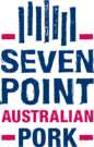 Seven Point Australian Pork Logo