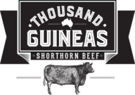 Thousand Guineas Shorthorn Beef Logo
